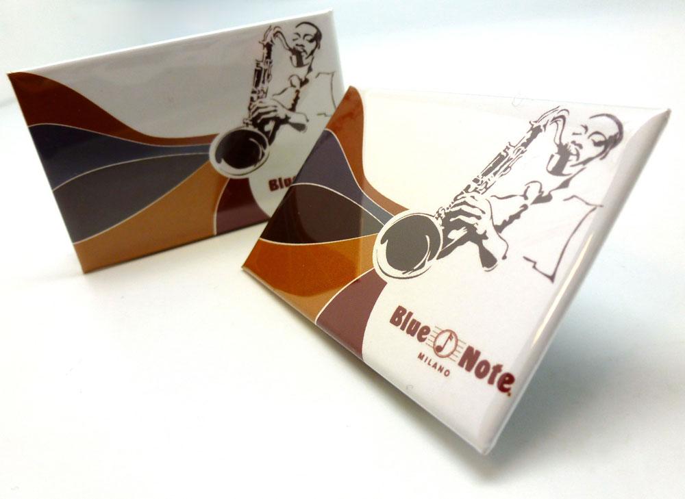 "Magnete Blue Note ""Sax"""