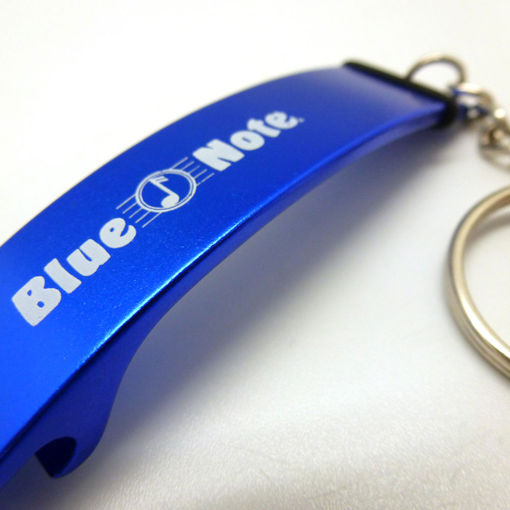 Blue Note Key-ring (Blue)