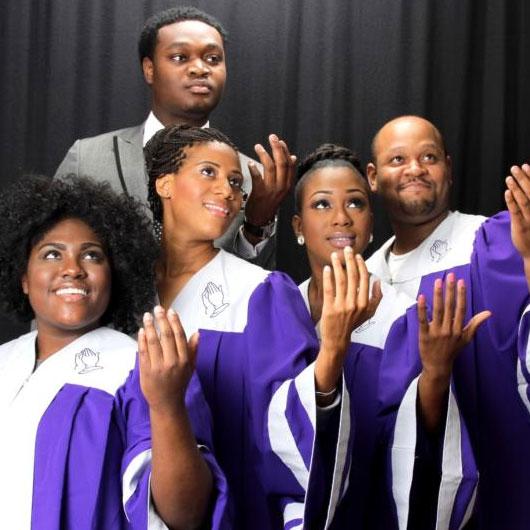 black gospel singers 2012