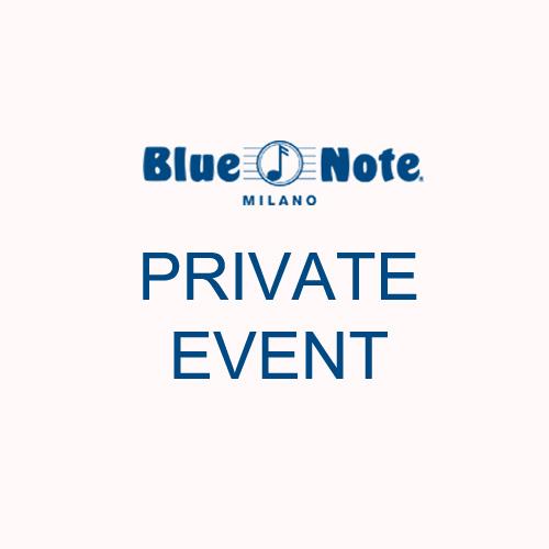 Private Event 26/11/2012 20.00