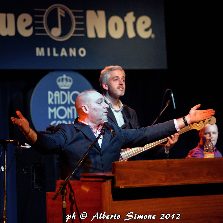 James Taylor Quartet 05/09/2013 21.00