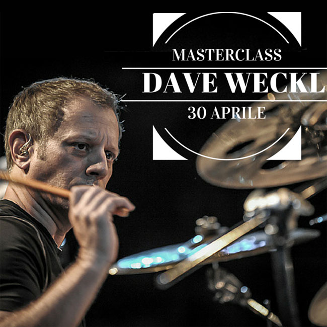 Dave Weckl Masterclass