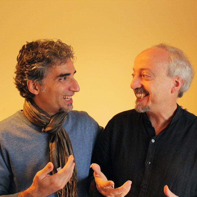 Concerto Felice Clemente & Javer Perez Forte - 25 Febbraio 2016- Milano