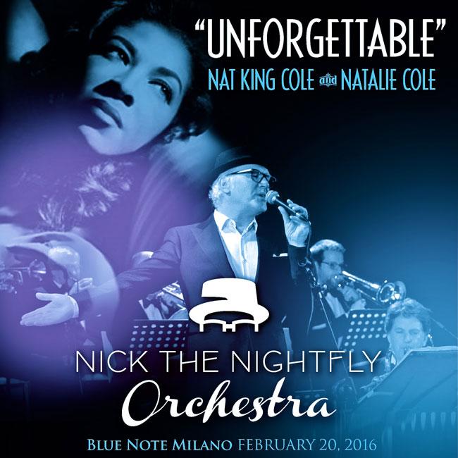Concerto Nick The Nightfly - 20 Febbraio 2016 - Milano