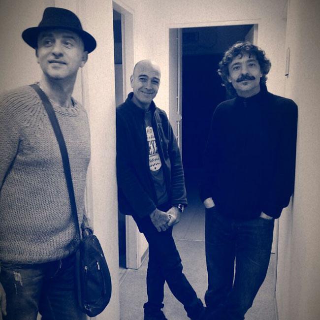 Concerto Trio Bobo - 3 Aprile 2016 - Milano