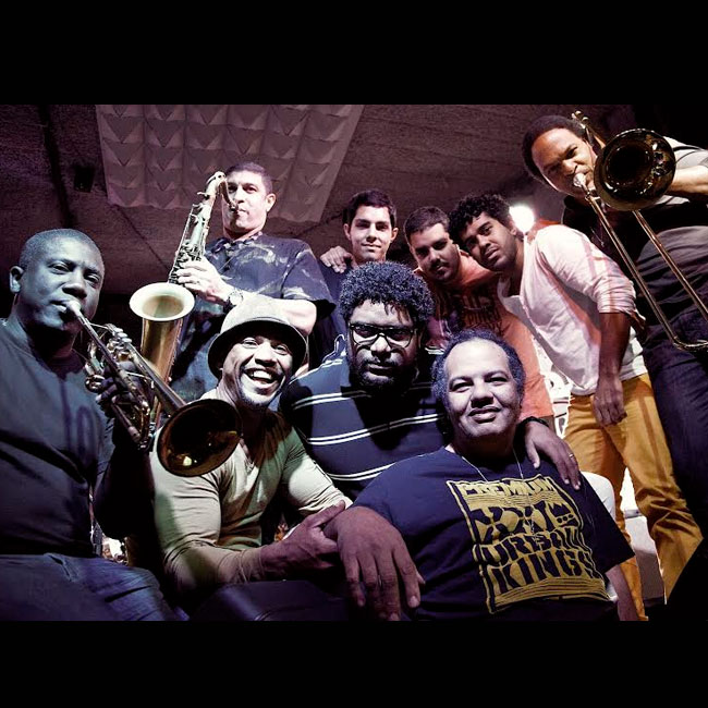 Concerto Banda Black Rio - 6 Aprile 2016 - Milano