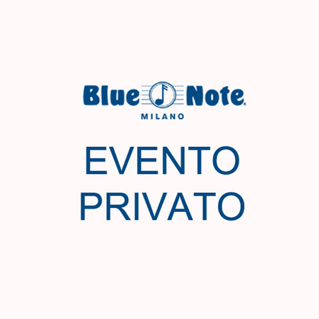 Evento Privato 30/05/2019 20.00