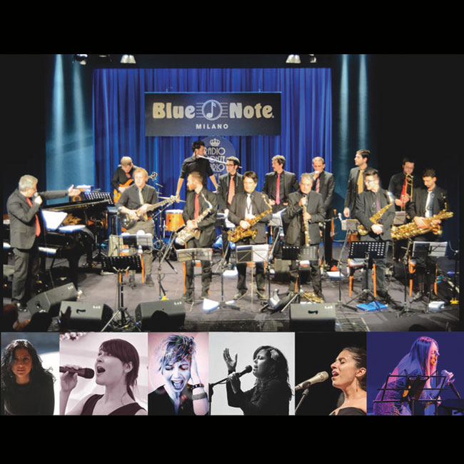 Concerto CDpM Europe Big Band - 29 Marzo 2016 - Milano
