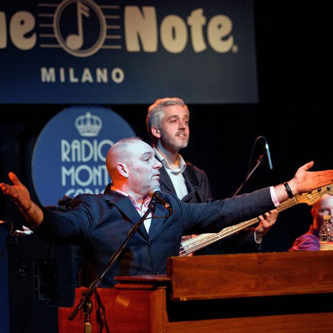 Concerto James Taylor Quartet - Gennaio 2017- Milano