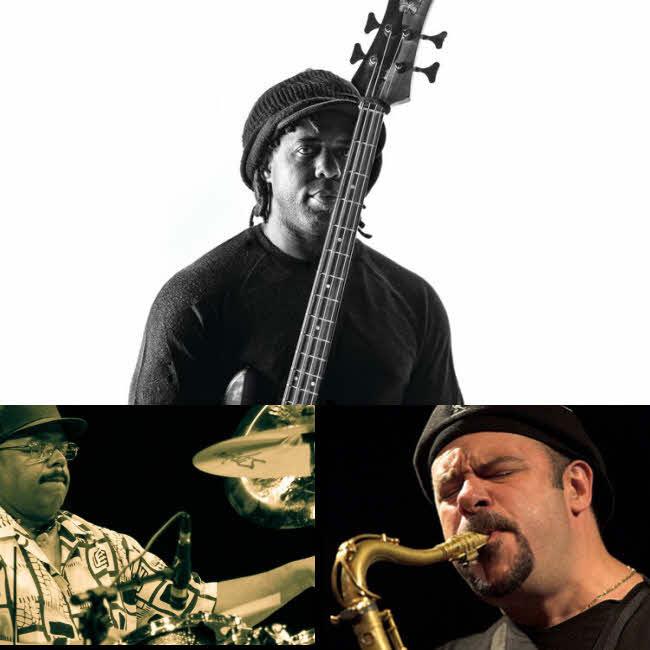 Victor Wooten Band feat. Dennis Chambers & Bob Franceschini 01/11/2016 21.00