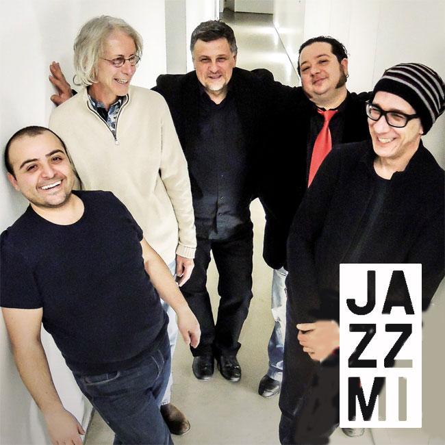 Tino Tracanna Acrobats Quintet 06/11/2016 21.00