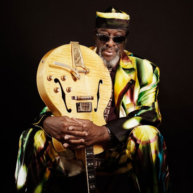James Blood Ulmer Trio 16/11/2016 21.00