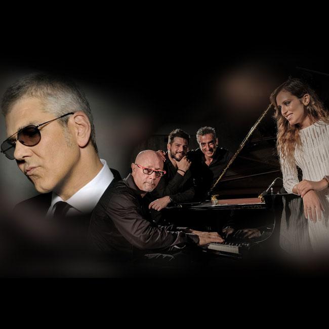 Bruno Santori Quartet feat. Michele Zarrillo JAZZ&REMO IL FESTIVAL 18/12/2016 21.00