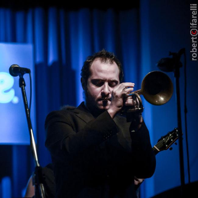 Concerto Pepe Ragonese - 11 Dicembre 2016 - Milano