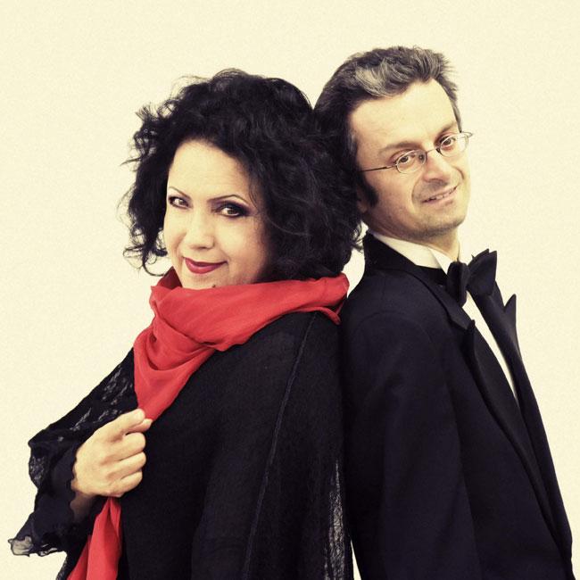 Antonella Ruggiero & Andrea Bacchetti 26/01/2017 21.00
