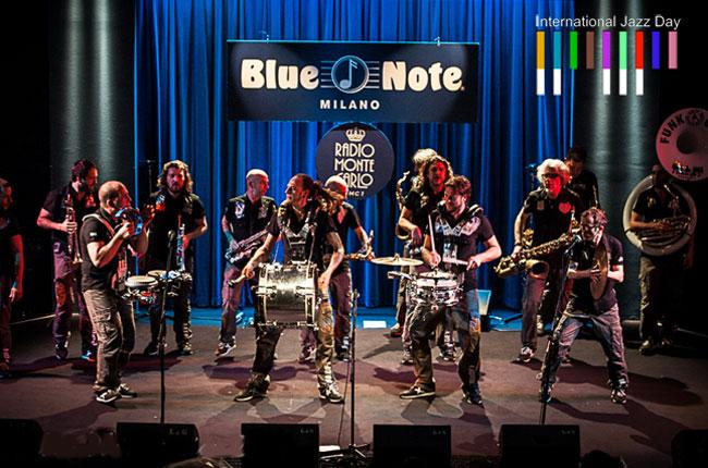 30 Aprile – Funk Off. International Jazz Day 2017