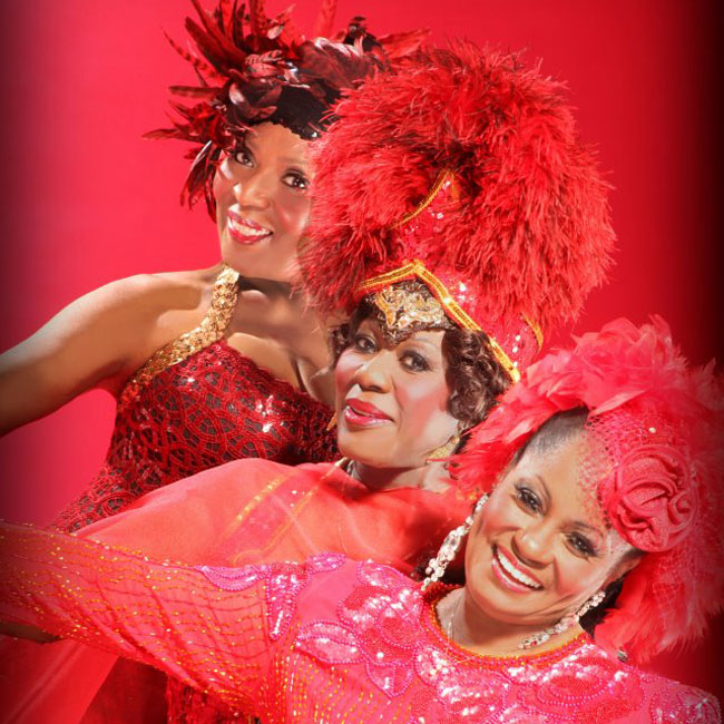 The Three Ladies of Blues 15/09/2017 23.30