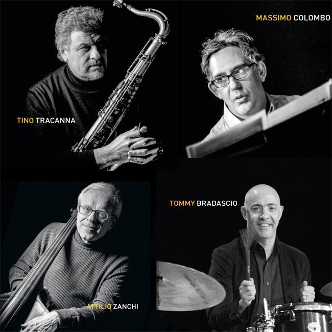 Inside Jazz Quartet – Tracanna, Colombo, Zanchi, Bradascio 20/09/2017 21.00