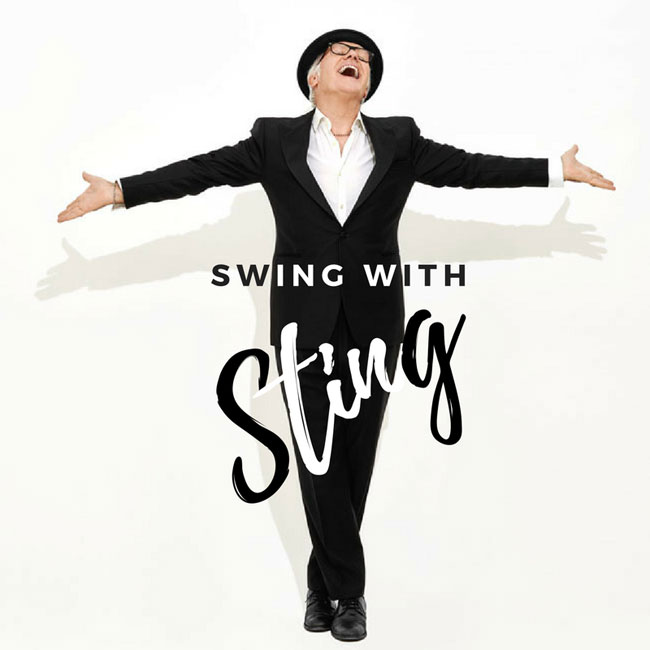 Nick The Nightfly Orchestra – Swing with Sting 30/09/2017 21.00