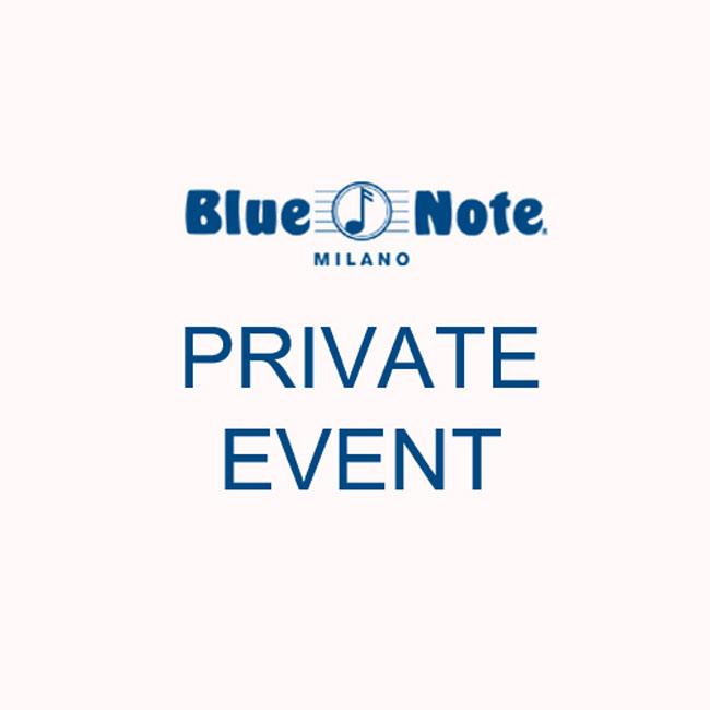 Evento Privato 13/11/2017 20.00