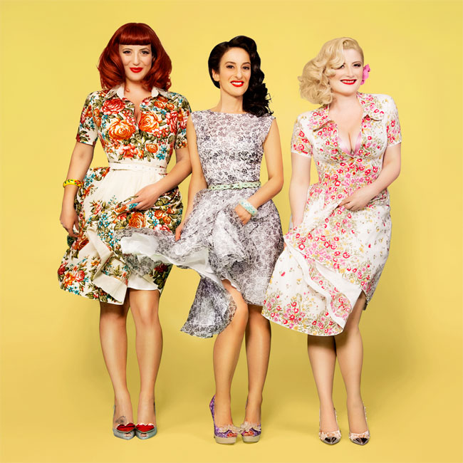 The Puppini Sisters 30/11/2017 23.00