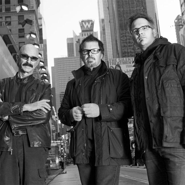 Tony Levin Stick Men Feat. P. Mastelotto & M. Reuter 04/03/2018 21.00