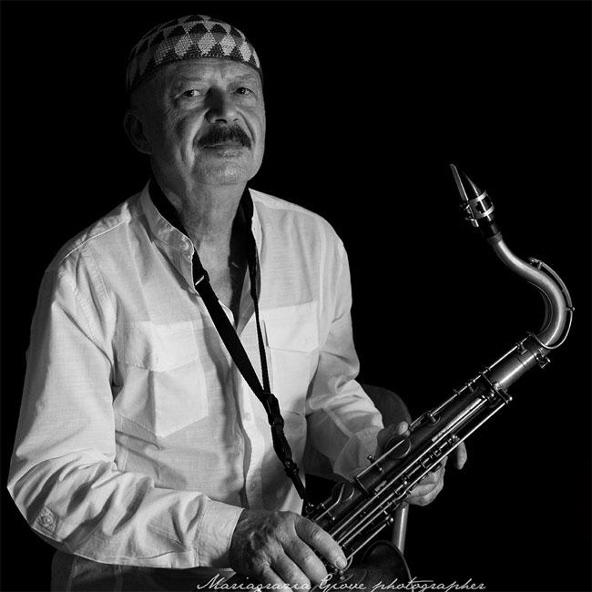 Claudio Fasoli Samadhi Quintet 18/02/2018 21.00