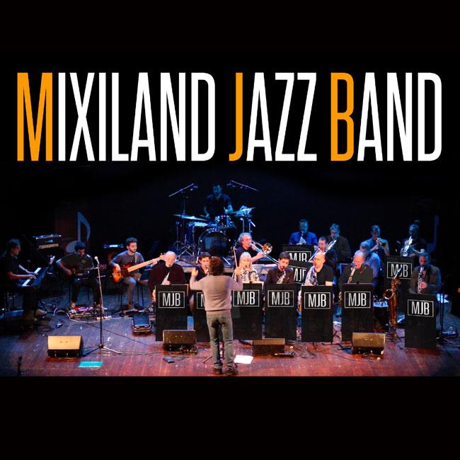 Mixiland Jazz Band 14/01/2018 21.00