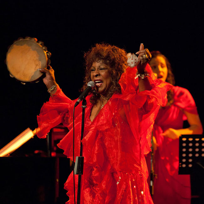 Martha Reeves & The Vandellas with Full Band 15/03/2018 23.00