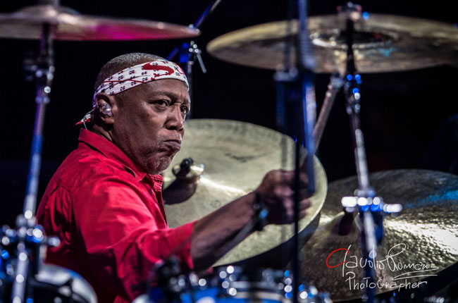 22, 23 e 24 Febbraio 2018 – Billy Cobham's Crosswinds Project