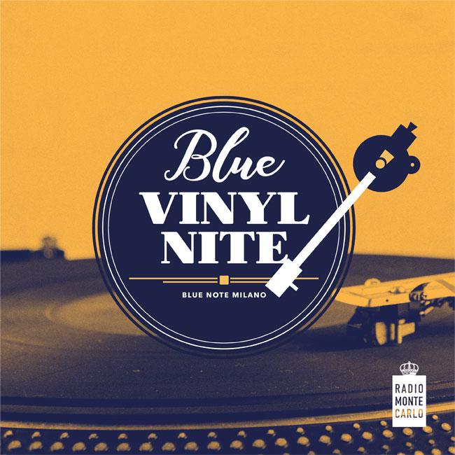 Blue Vinyl Nite – BIGLIETTO CUMULATIVO (1° e 2° Show) 10/03/2018 23.01