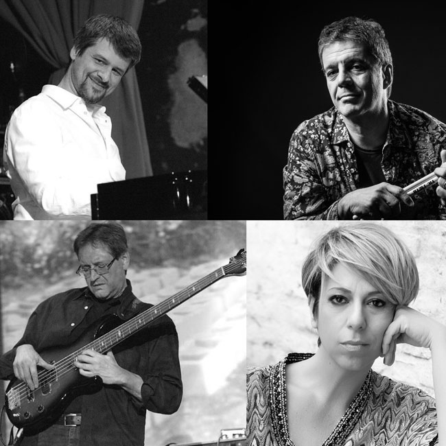 IGUAZU' Acoustic Trio & Paola Folli 11/04/2019 21.00