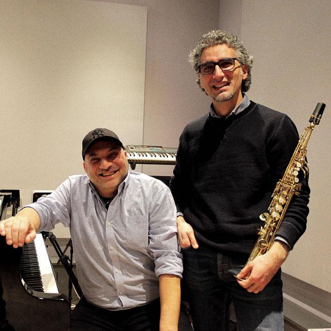 Carlo Uboldi & Felice Clemente Duo 30/09/2018 21.00