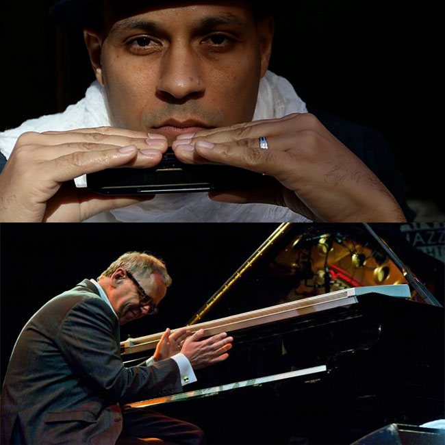 Tribute to Toots Thielemans ft. Kenny Werner & Grégoire Maret 16/09/2018 21.00