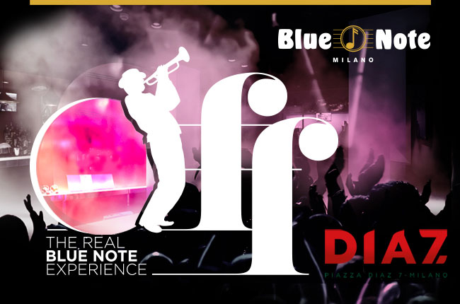 Blue Note Off torna al Diaz 7!