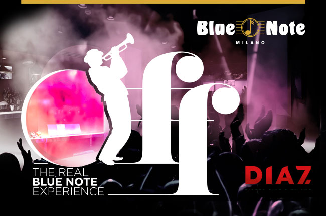 Blue Note Off torna al Diaz 7!
