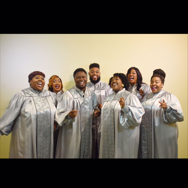 United Voices Gospel Choir 18/12/2018 21.00