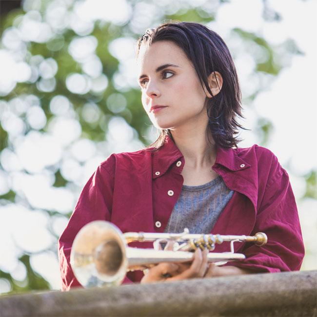Andrea Motis Trio 28/02/2019 23.00