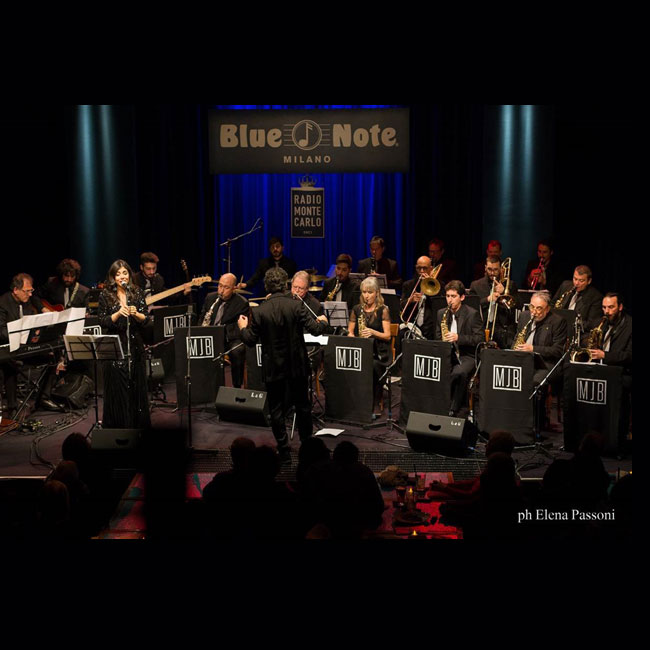 Mixiland Jazz Band – Fly Me To The Moods 03/02/2019 21.00