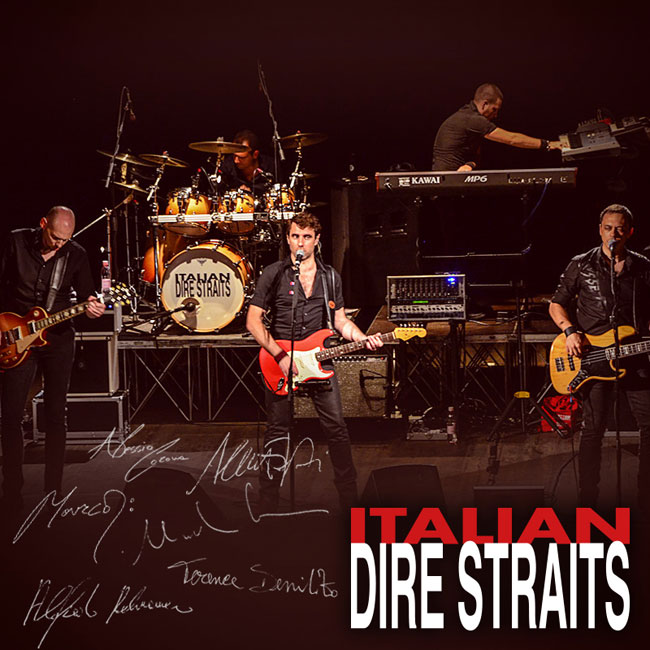 iTALIAN dIRE sTRAITS (Part 2) Nice Price 07/12/2019 23.30
