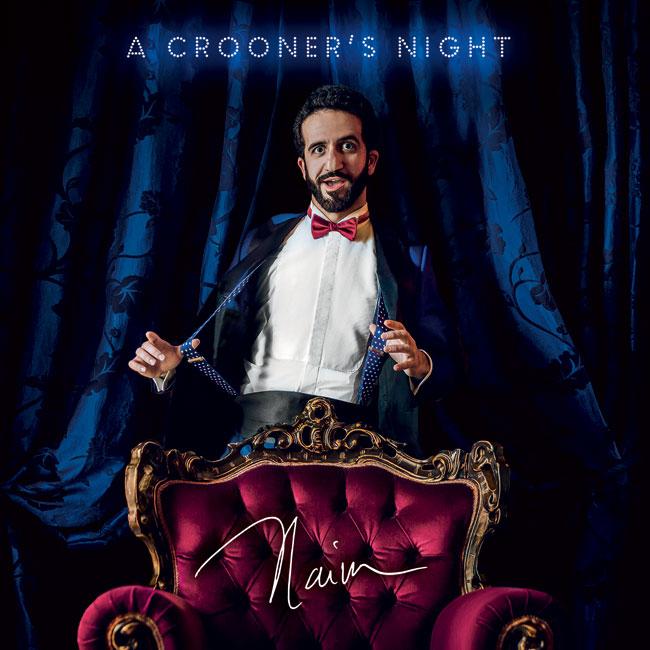 Naim – A Crooner's Night 26/04/2019 21.00