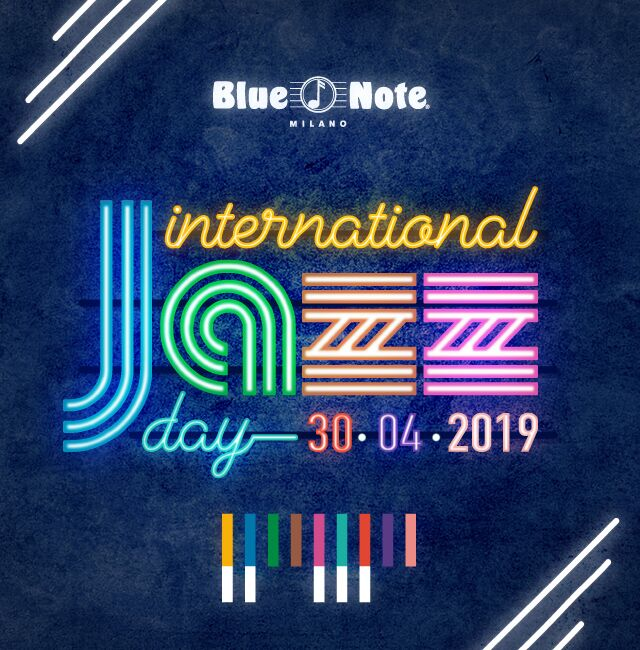 International Jazz Day Jam feat. Dado Moroni Trio & Very Special Guests 30/04/2019 21.00