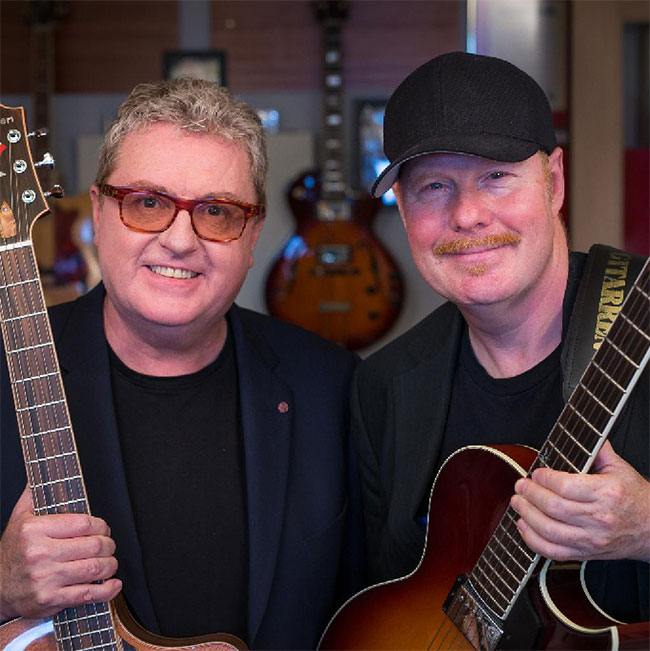 Martin Taylor & Ulf Wakenius 08/10/2019 21.00