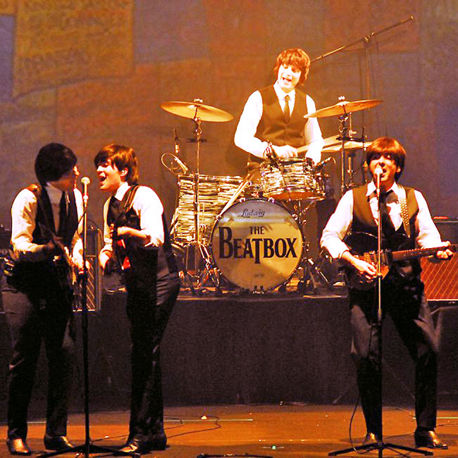 Beatbox – Beatles' Abbey Road 50th Anniversary 17/09/2019 21.00