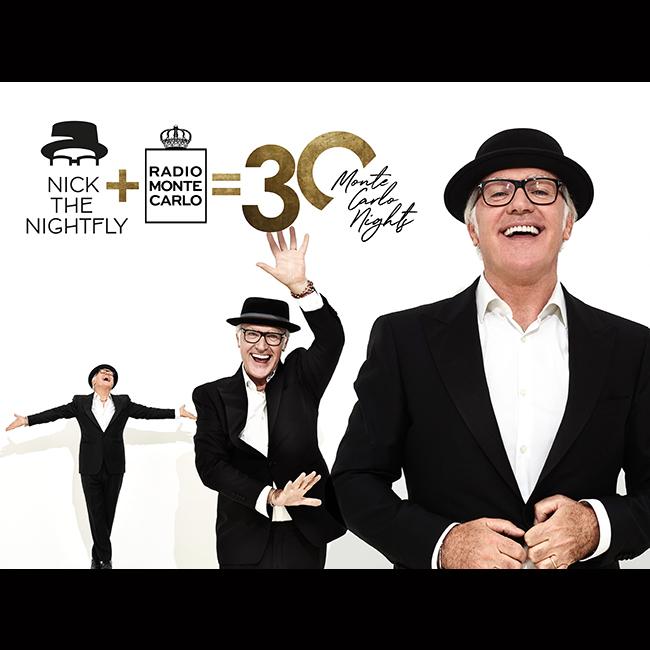 Nick The Nightfly Monte Carlo Nights Story 30 29/11/2019 21.00