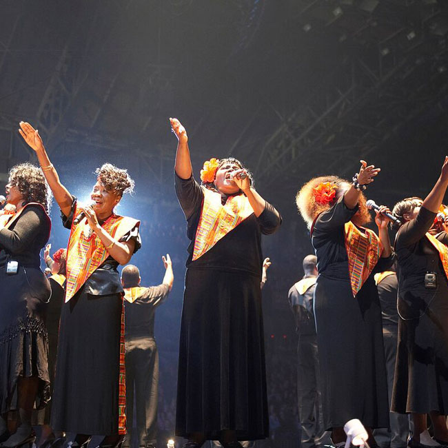 Harlem Gospel Choir 29/12/2019 23.00