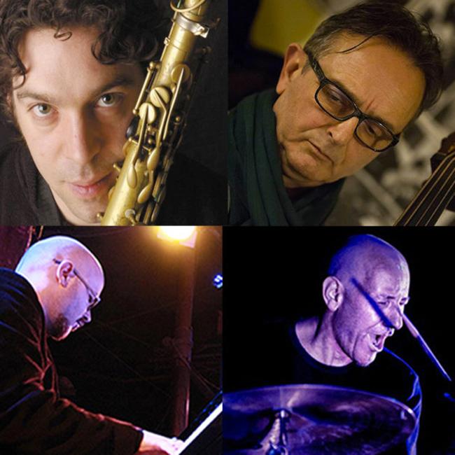 Christian Brewer & Marco Marzola Trio 11/12/2019 21.00