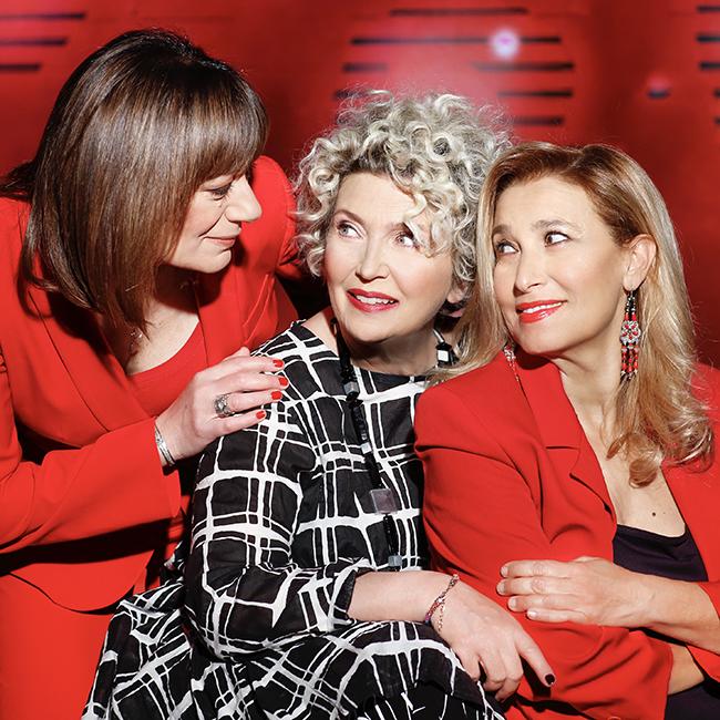 Grazia Di Michele, Mariella Nava e Rossana Casale 22/12/2019 21.00
