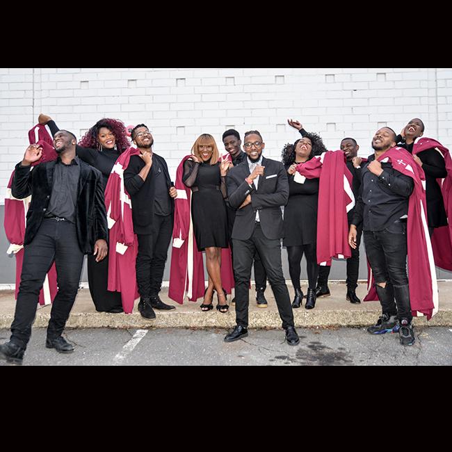 Dennis Reed & GAP Gospel Choir 18/12/2019 23.00