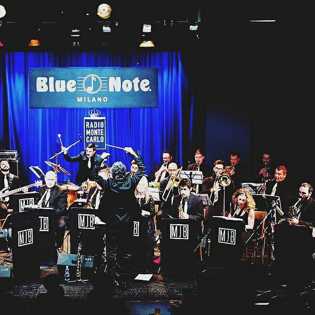 Mixiland Jazz Band 12/01/2020 21.00